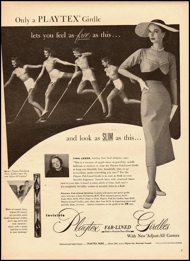 vintage girtles