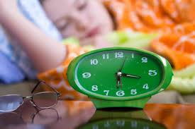 girl clock